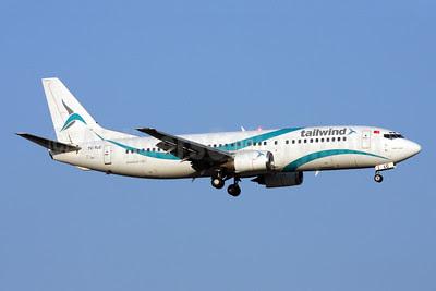 Tailwind Airlines Boeing 737-4Q8 TC-TLC (msn 25112) AYT (Andi Hiltl). Image: 912515.