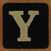 KEYWORD letter Y
