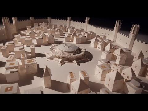 Intro de Game of Thrones realizado con papel (Video)
