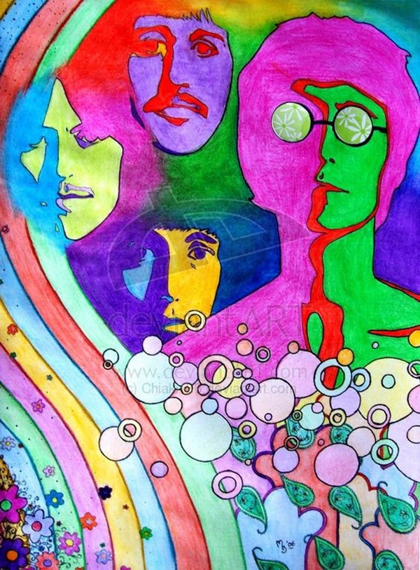 Lovely Beatles Artworks to Appreciate (23)