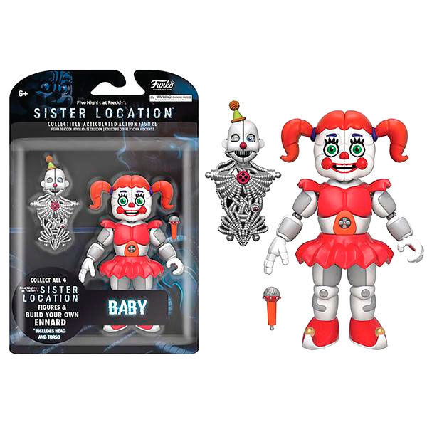 Five Nights At Freddys E Minis If You Could Only Buy In One Store