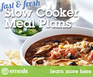 Simplify your busy life with eMeals