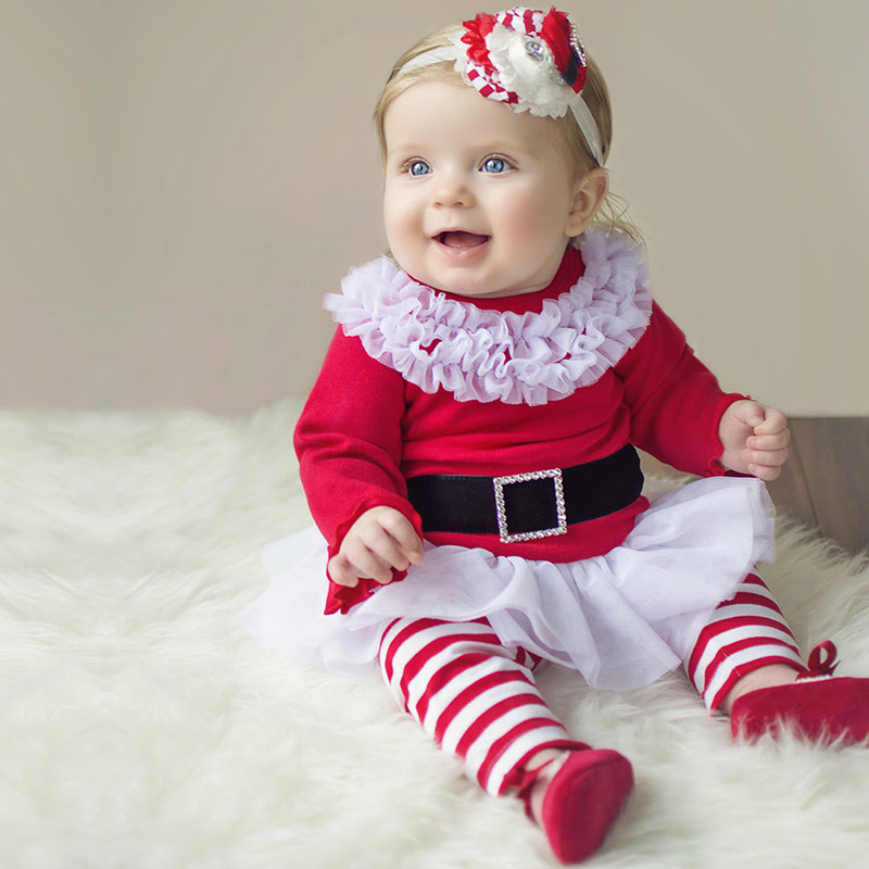 christmas baby girl clothes set 2015 toddler girls