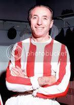 Stanley Matthews, futbolista inglés