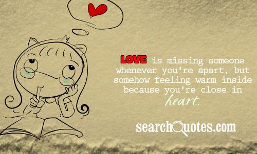 Cute Missing You Quotes Quotes About Cute Missing You Sayings
