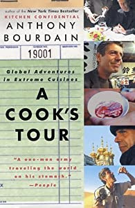 "Cover of ""A Cook's Tour: Global Adventure..."