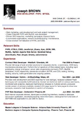 m8 resume cv template example