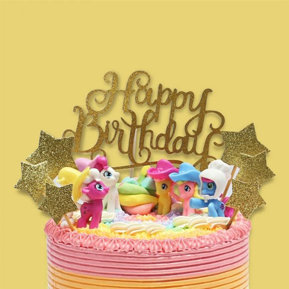 My Little Pony Design Cake Giftr Malaysia S Leading Online Gift Shop