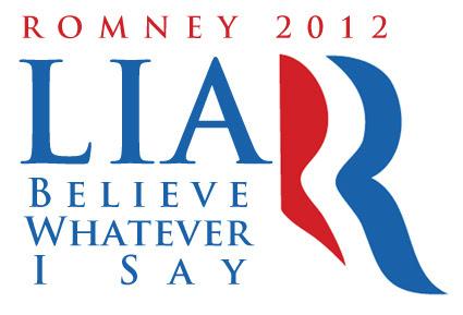 Romney Liar