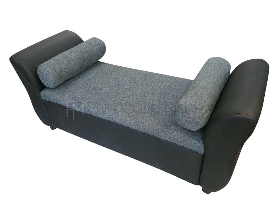 EV289LC Divan Lounge Chair Graysand