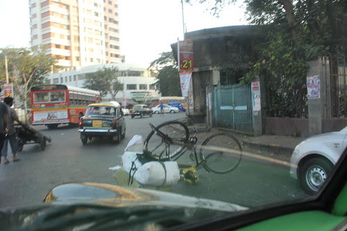 In Mumbai It Is Hit And Run.. Nobody Is Scared Of The Cops Anymore by firoze shakir photographerno1