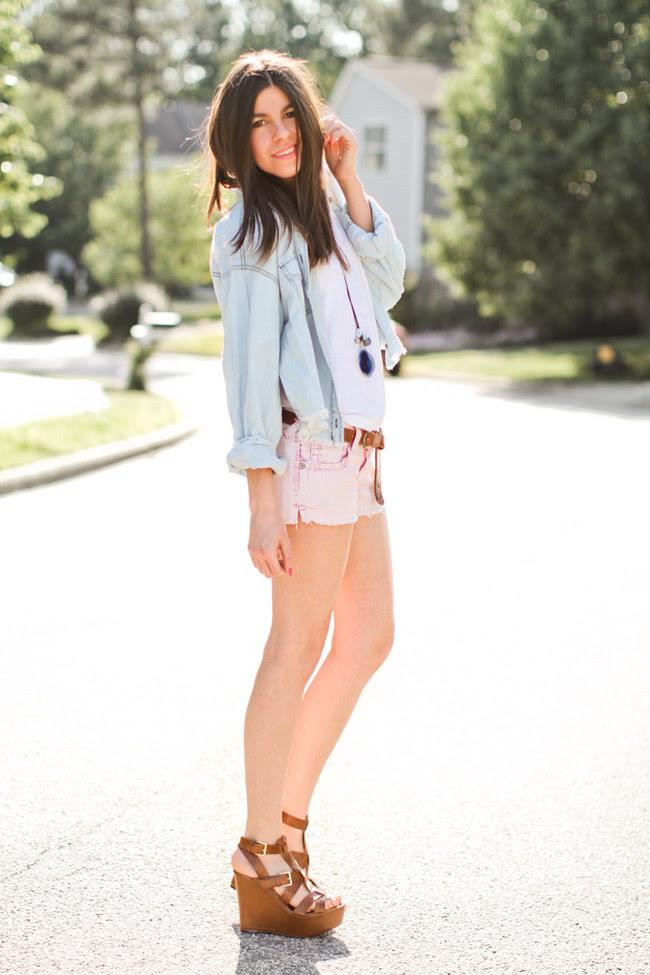Fashion outfit, One Teaspoon Mickey Shirt