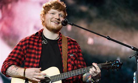 Ed Sheeran denies quitting Twitter   HELLO!