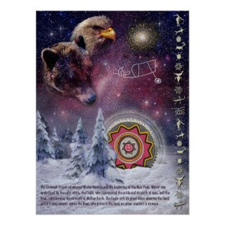 Chumash Winter Solstice print