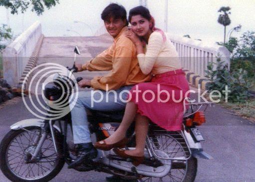 Still from Laxman Rekha featuring Sidhant & Rachana