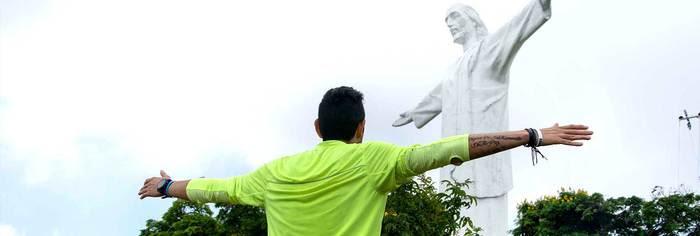Este domingo correremos de Sebastián a Cristo Rey