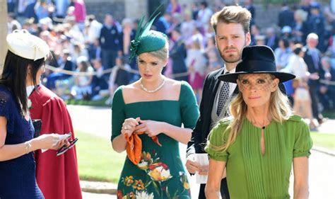 Princess Diana?s niece Lady Kitty Spencer arrives at Royal