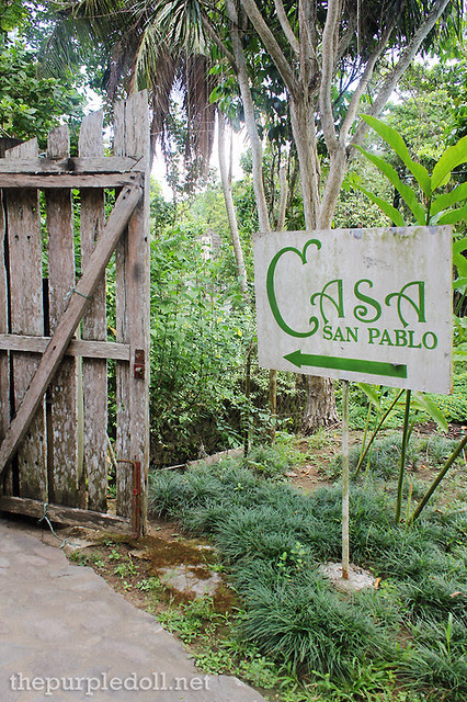 Welcome to Casa San Pablo