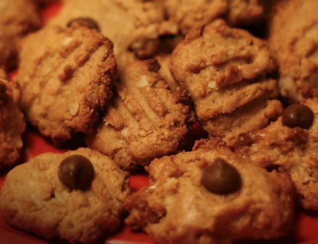 pb cookies close up-2