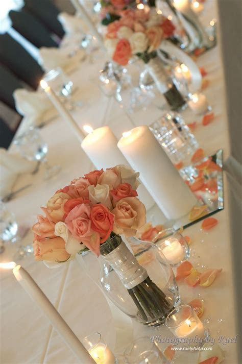 25  best ideas about Sweetheart table decor on Pinterest