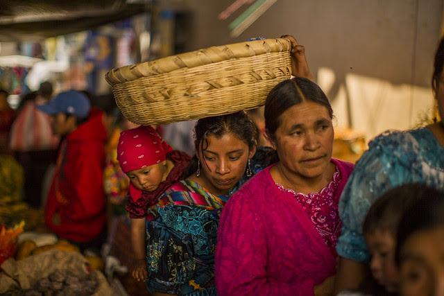 Gente de Guatemala