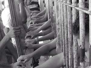 Penitenciária Barreto Campelo - Arquidiocese de Recife e Olinda (Foto: Renata Gabriele)