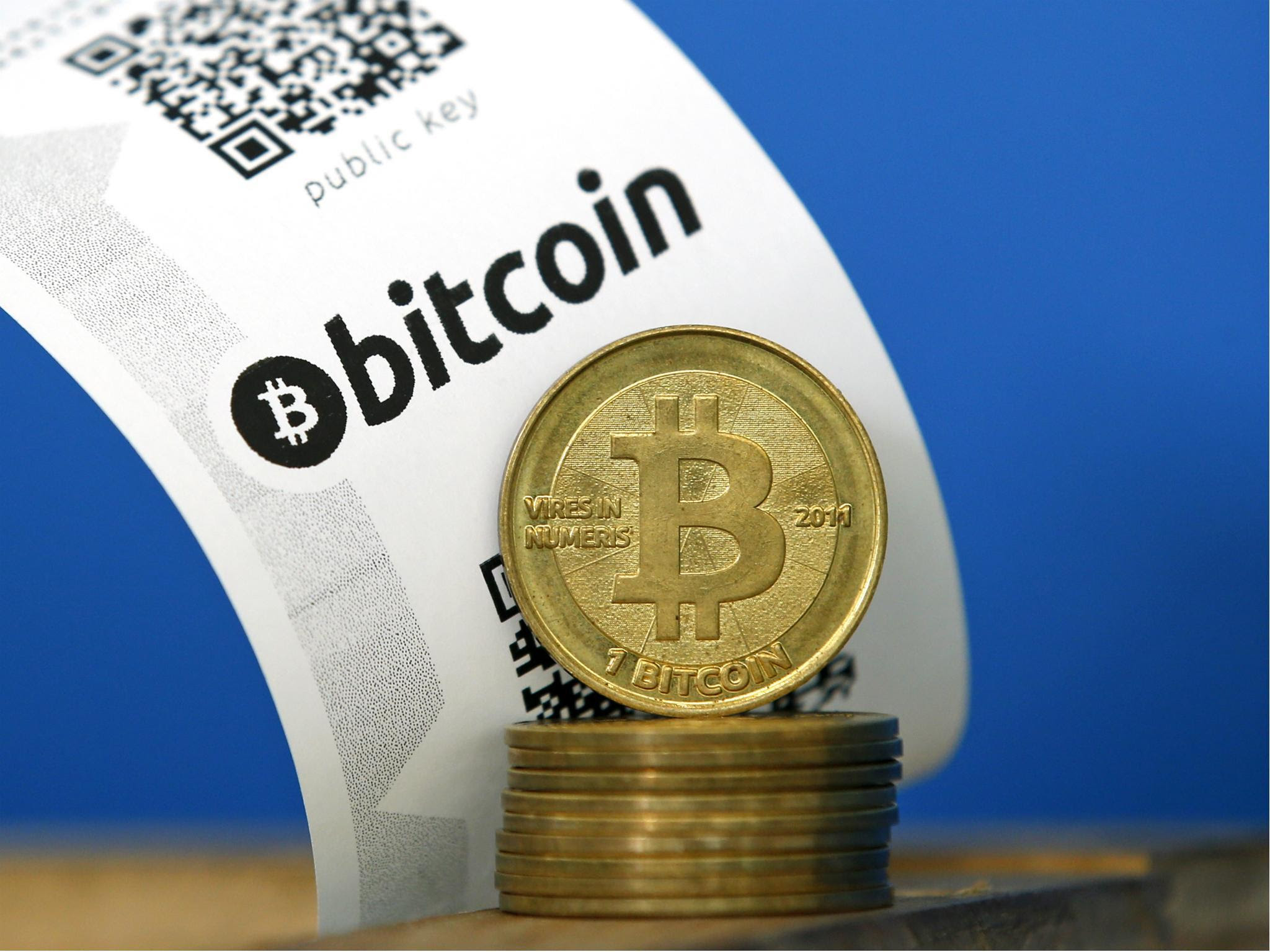 who decides bitcoin exchange rate