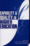 Download Capability and Quality in Higher Education