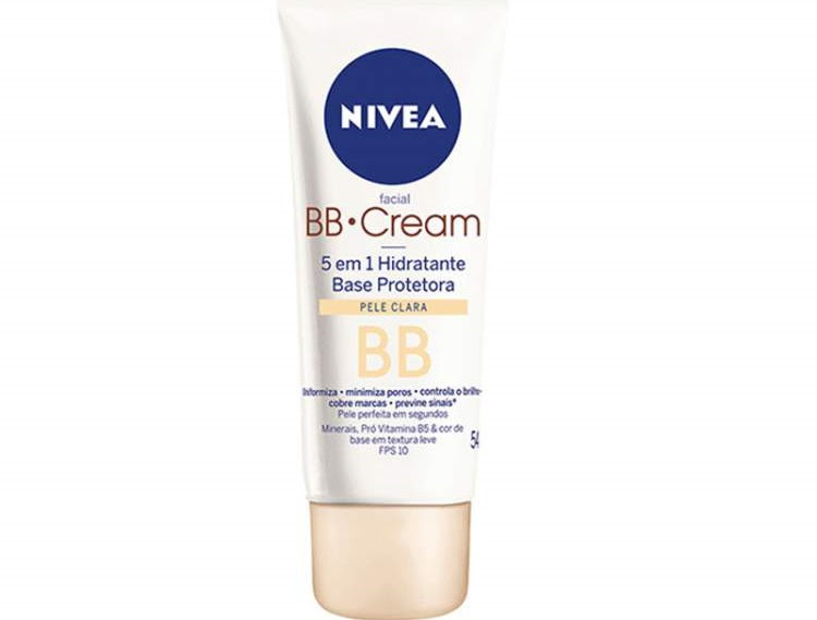 BB Cream Nivea base protetora