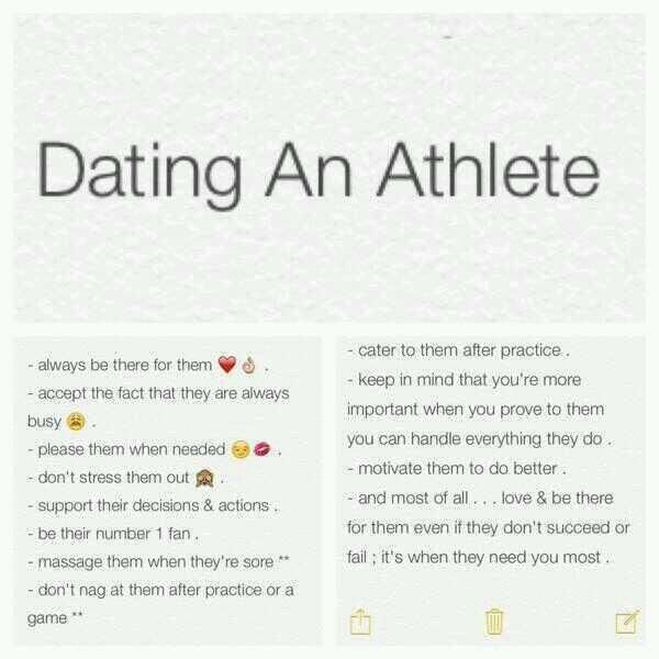 Quotes About Dating An Athlete 20 Quotes