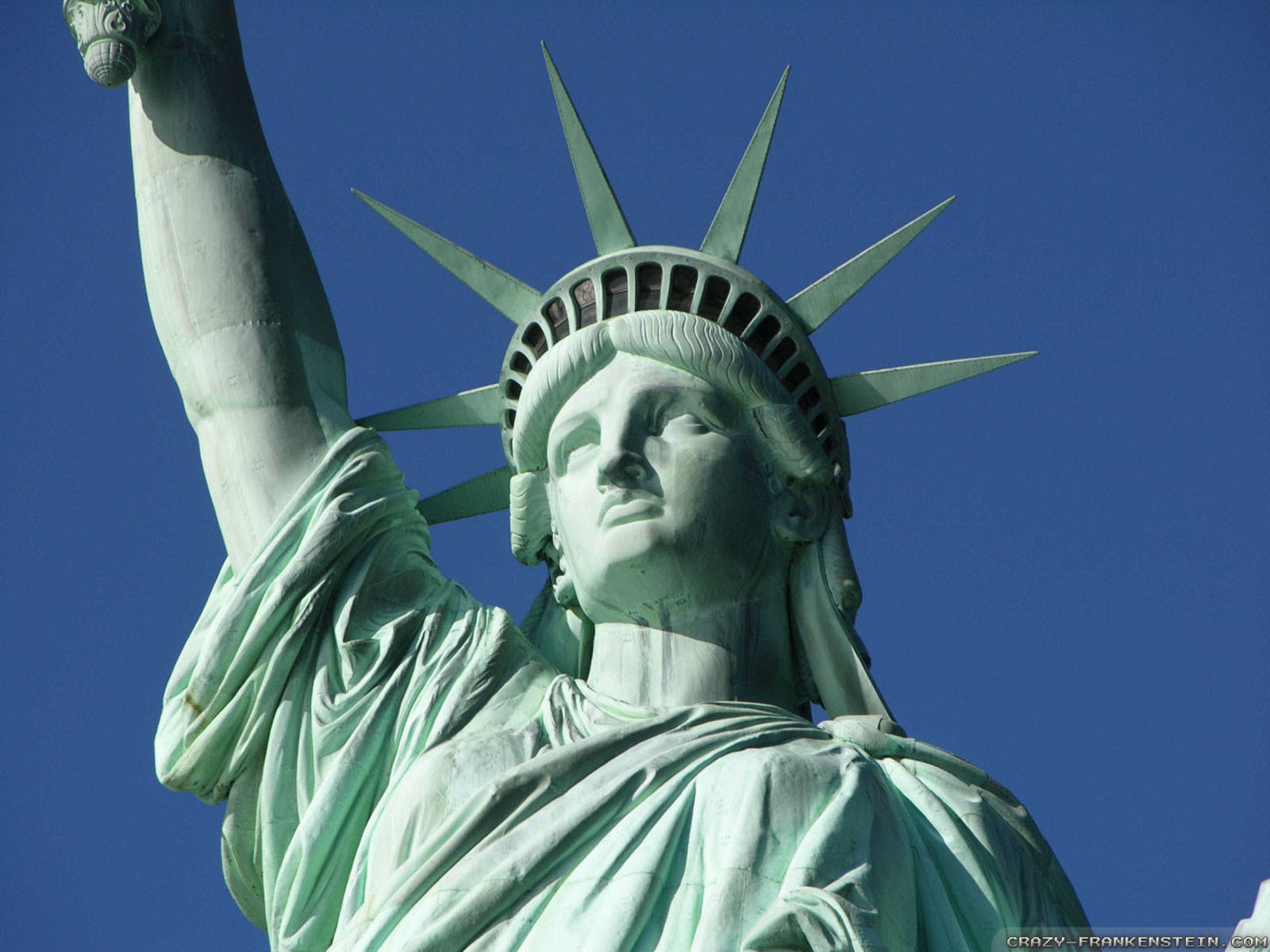 Statue Of Liberty Wallpapers Crazy Frankenstein