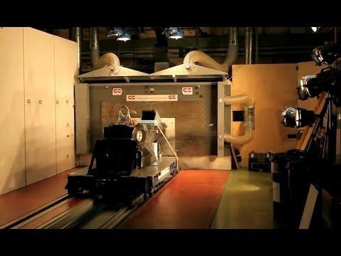 Caterham mostra video de carro no crash test da FIA