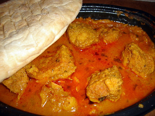 Sukhi's Chicken Curry