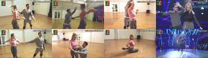 Julia Palha sensual no Dança com as estrelas