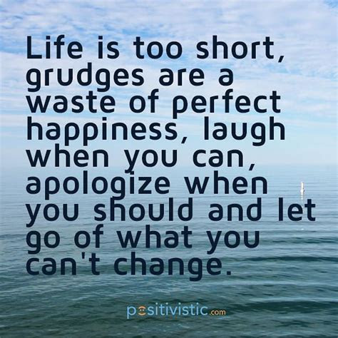 Holding Onto A Grudge Quotes