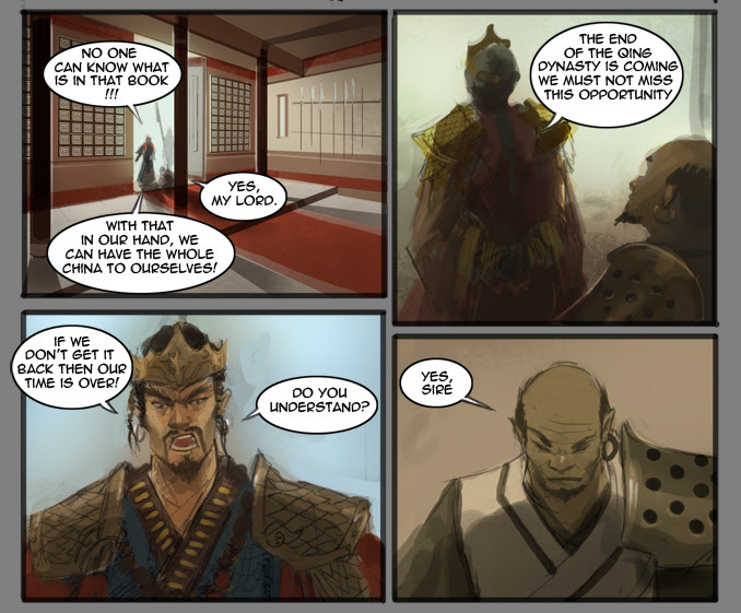 manga, comics, heaven sword, kung fu comics, storm rider, KMT, kapow express, huang feihong
