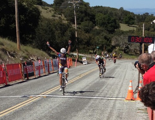 Cookie 1st, Morgan 2nd!!!! by Team Exergy