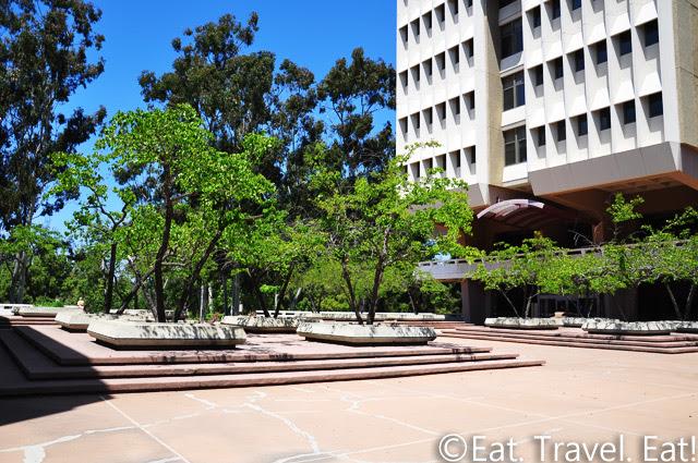 UC Irvine- Irvine, CA: Computer Science/ Engineering Building Tree Area