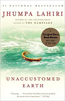 Unaccustomed Earth Jhumpa Lahiri short stories fiction
