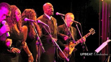 UpBeat Orchestra LIVE Trailer   Motown R&B Dance   Chicago
