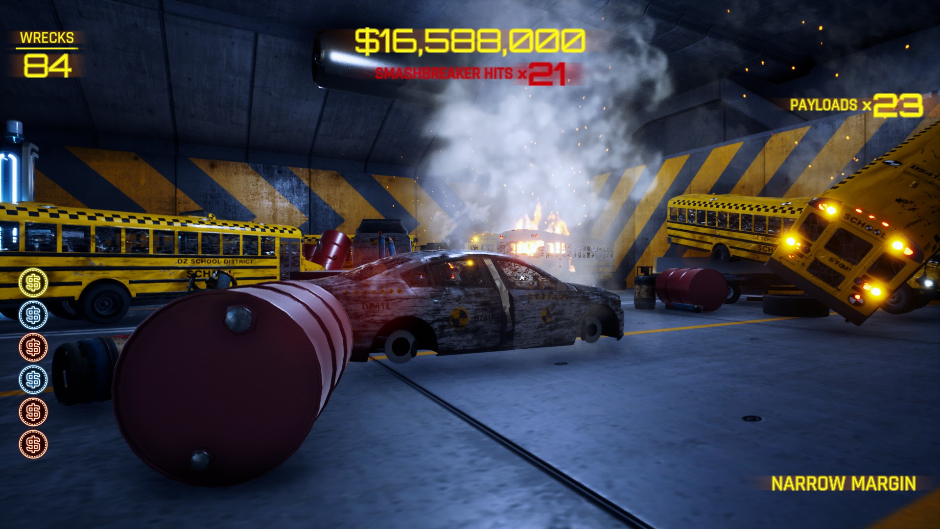 Review: Danger Zone screenshot