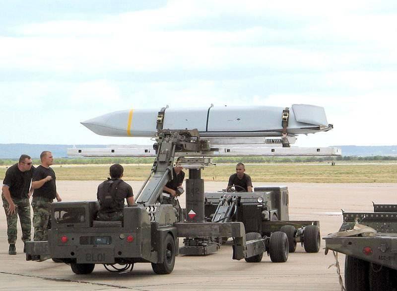 LRASM: Long-Range Anti-Ship Missile – новая американская противокорабельная ракета