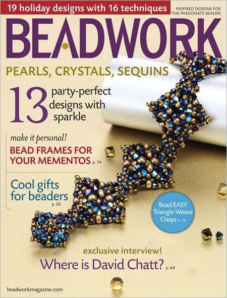 Beadwork December 2009/January 2010 | InterweaveStore.com