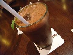 Meiji Chocolate Squash