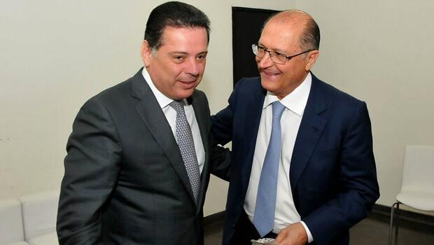 Resultado de imagem para alckmin e marconi