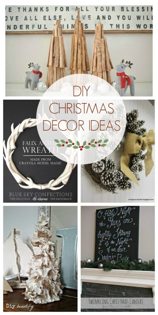 Diy Christmas Party Decorations Diy Christmas Decor Ideas