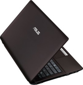 Buy Asus X53TK-SX056D Laptop (APU Quad Core A6/ 4GB/ 320GB/ DOS/ 1GB Graph): Computer