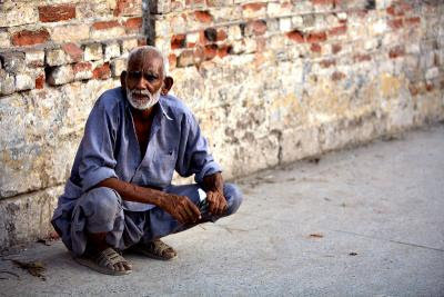 Old man, Rawalpindi