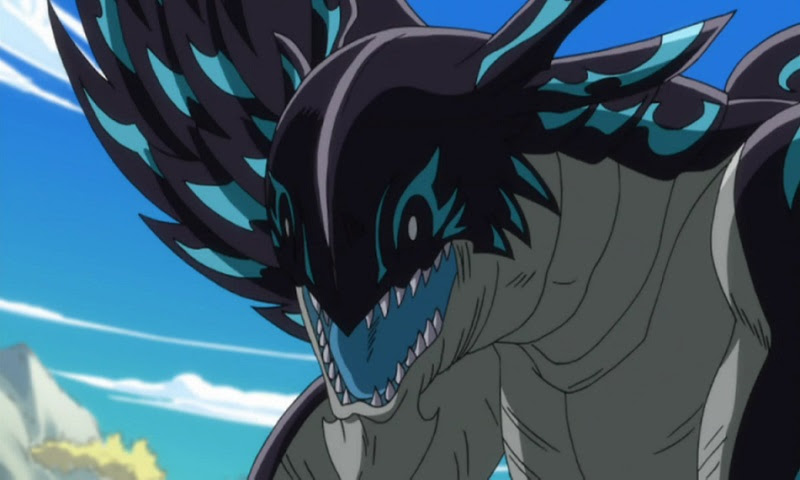 Check out these epic anime dragons, including Acnologia from Fairy Tail!