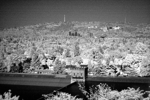 Mt. Tabor, Infrared